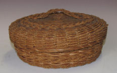 Indian Braided Basket