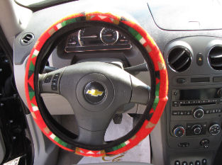 Pendleton Steering Wheel Covers