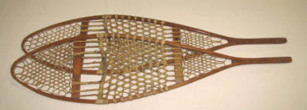 Old Huron Snowshoes