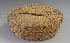 Native American Penobscot Basket