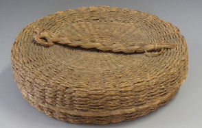 Old Sweetgrass Basket