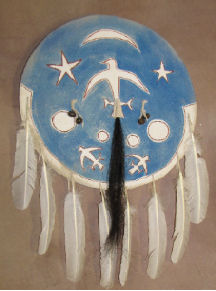 Ghost Dance shield