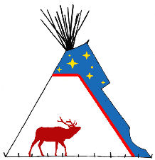 Red Bull Lodge - Copyright Assiniboine Tipis