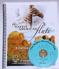 How to Play the Native American Flute, instructional Book and CD
