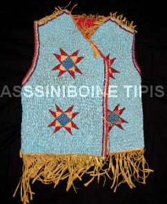 Old Sioux Vest