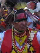 Ojibway Dancer